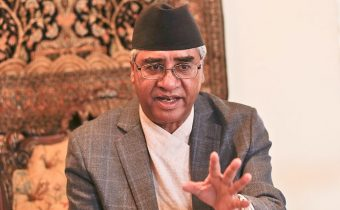 Sher Bahadur Deuba is a Nepalese politician who served as Prime Minister