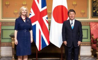 Free trade agreement between Japan and the United Kingdom