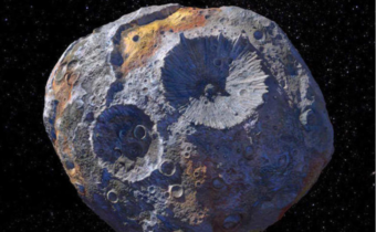 Hubble telescope gives closer look at rare asteroid worth