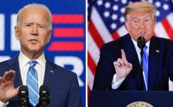 Biden in four states and Trump in two states, Georgia recounts