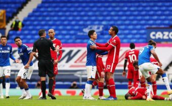 Liverpool Britain's mourning stopped in a draw