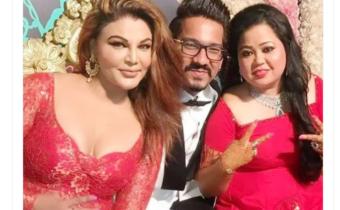 Rakhi's big question in the drugs case: Rakhi Sawant spoke on the arrest of Bharti-Harsh - why only the artists, why are the sons of ministers not being caught?