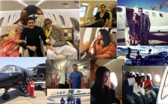 bollywood stars who own personal air jet