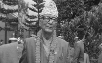sitaram barma Corona, a press freedom fighter who lost his wife 20 days ago, has died