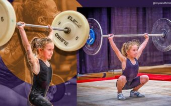 7 year old rory lifts 80 kg the youngest champion in america