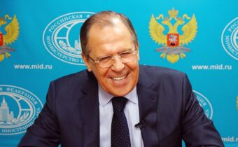 Russian foreign minister visit China