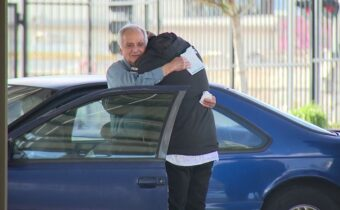 77-year-old substitute teacher who lives in his car gifted $27,000 check by former student