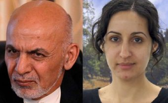daughter of exiled Afghan president Ashraf Ghani is living a bohemian lifestyle in New York Mariam Ghani