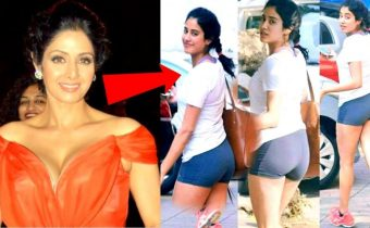 Sridevi's Daughter Is Even More Beautiful Than Her