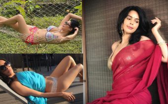 45 year old mallika sherawat gives competition to 20 year old actresses see bold pictures cover