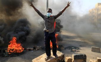 Sudan coup Military dissolves civilian government and arrests leaders