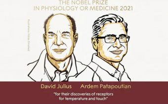 This year's Nobel Prize in Medicine goes to Julius and Patapotian