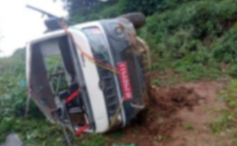 bus accident in nepal