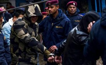 foreign arrested nepal