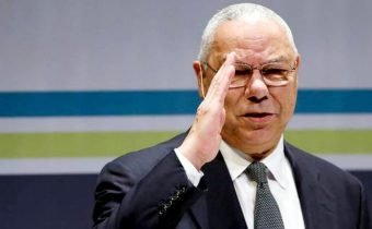 minister colin powell death