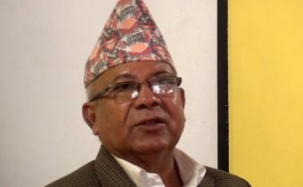Madhav Kumar Nepal is a Nepalese politician who was Prime Minister of Nepal from May 25, 2009 to February 6, 2011.